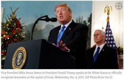 Nhật Ký Biển Đông: Ô. Trump Giải Quyết Vấn Đề Palestines Ra Sao?